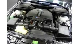 BMW E39 M5 engine s62 complete