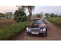 CHEAP Mercedes E320 Diesel Fresh MOT. Price Drop...