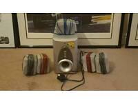 5.1 speaker set 50W output for tv/pc/dvd