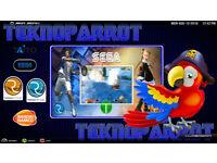 8tb Hyperspin Arcade - 334 x System wheels (80,000+ games)