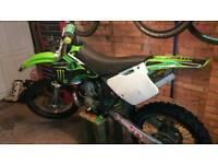 Kawasaki kx 250 rm yz sx
