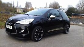 2012 CITROEN DS3 AIRDREAM DSPORT 1.6 HDI EXCELEND CONDITION!!