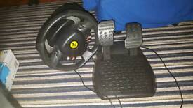 Steering wheel for x box 360
