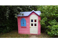 Little Tikes Pink Cottage, Excellent Condition, Hardly Used! Your kids will love it!!!!