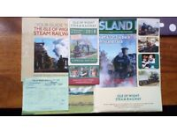 Isle of Wight steam train - family ticket