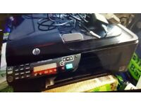 HP office jet printer scanner copier. Power cable included. Collect today cheap