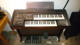 Yamaha Electone-HC4W organ