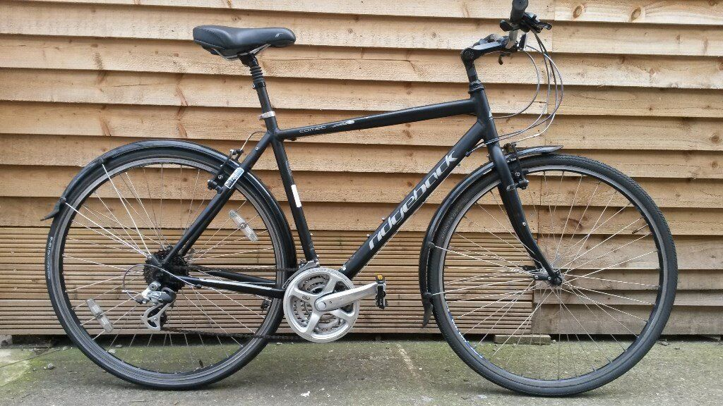 Ridgeback Comet Hybrid City Town And Country Bike In Bulwell