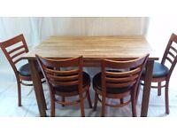 IKEA Oak Table