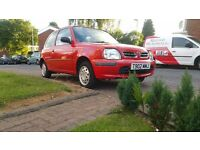 nissan MICRA,excellent condition inside and outside.