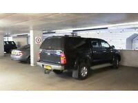 CHEAP 5 STAR CAR PARK CCTV/SECURITY SOUGHT AFTER PARKING CLOSE TO WEST INDIA QUAY/CANARY WHARF