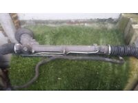 Audi A4 Power steering rack