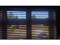 Wood blinds 2060x1460