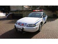 1998 Chevrolet Lumina NYPD COP CAR