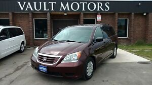2009 Honda Odyssey ONE OWNER NO ACCIDENTS