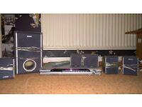 Sony DAV DZ111 5.1 speakers cinema system