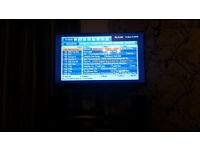 Sky HD+Box & Sky router