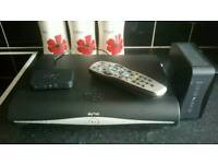 Sky+HD Box, Sky Hub, Wireless Connector, Controller & Power Leads