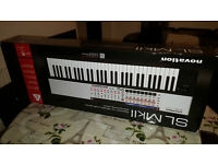 "Novation 61 SL Mk II USB-Midi Controller Keyboard ""MINT condition"""