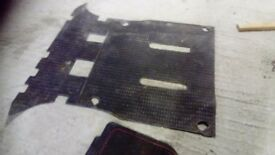 Land rover discovery series 2 floor mats