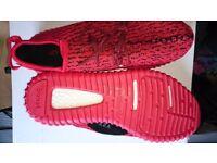 Adidas Yeezy Boost 350 Red uk 8