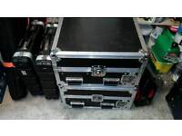 Protax Flight Case for Mixer Amp Etc