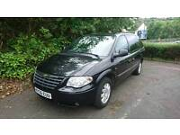 7 Seater Chrysler Grand Voyager