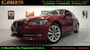 2011 BMW 328 i xDrive | Paddle Shift| Navigation| Sunroof|