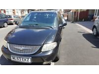 Chrysler voyager 2.5 dissel luxury car