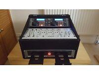 Numark CDN88 MP3 with KAM KAP1000 Mixer