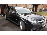 Vauxhall VECTRA Estate 2L sri, very nice and clean inside and out.