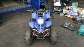 Aeon 100cc automatic quad