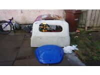 VW Beetle Boot , engine cover , lid