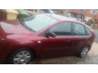 Great runner 1.6 focus very clean new breaks and new clutch m.o.t til 29th December