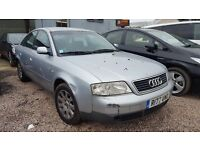 Audi A6 1.8 T Saloon Auto LHD Left Hand Drive