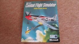 Microsoft Combat Flight Simulator PC CD-ROM