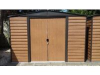 Woodvale Apex Metal Shed