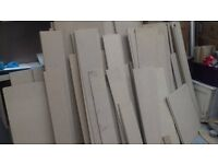 FREE WOOD ..MDF 6MM FREE!!!! JUST COLLECT WHAT YOU WANT.