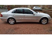 53 Plate Mercedes Benz E CLASS 2.2 Diesel Avantgarde 4 door