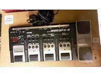 Zoom GFX-4 Guitar Effects Processor