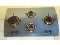 GAS HOB GLASS TOP