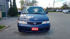 2004 Honda Odyssey 2 Year Warranty Included EX-L, Pwr Doors, DVD Cambridge Kitchener Area image 9