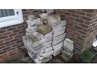 Free Breeze Block Bricks & Heavy Bricks