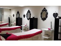 FREE BEAUTY & MASSAGE TREATMENTS AVAILABLE FOR LADIES BY VTCT LEVEL 3 THERAPISTS