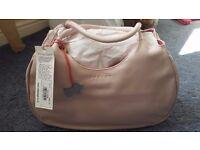 New & Unused Pastel Pink Radley Handbag