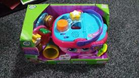 Leap frog electric basket brand new