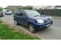 Nissan xtrail sve dci pares or repairs