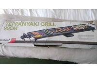 VonShef Electric XXL Teppanyaki grill