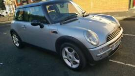 Mini Cooper One 2003 long MOT Mint condition part exchange welcome recently service done