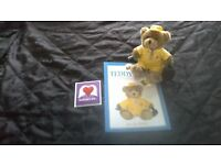 Soulmatesare Booklet & Free Teddy Bear ( From the teddy bear collection )